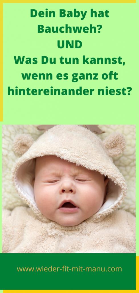 Mein Tipp, wenn das Baby niest und niest und andere Tipps für Dich. Vielleicht kennst Du die Tipps schon oder es löst Dir ein Problem ganz schnell.