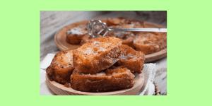 French Toast ist ein sehr einfaches und leckeres Frühstück. Zusammen mit dem Hagebuttenquark wird Dein Stoffwechsel so richtig in Schwung gebracht.