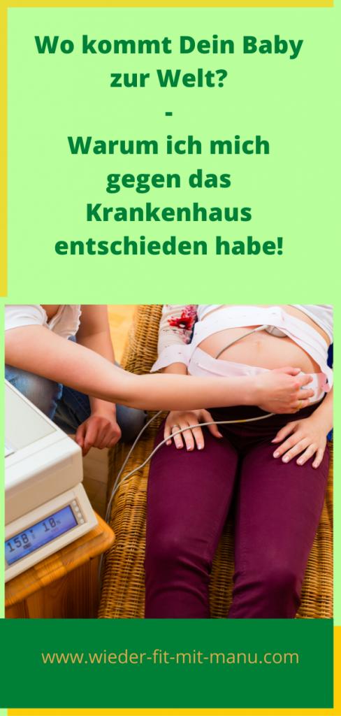 Der Geburtsort Deines Babys ist ein sensibles und sehr wichtiges Thema. Klinikgeburt war für mich nie ein Thema, Geburtshaus gibt es nicht in meiner Nähe...
