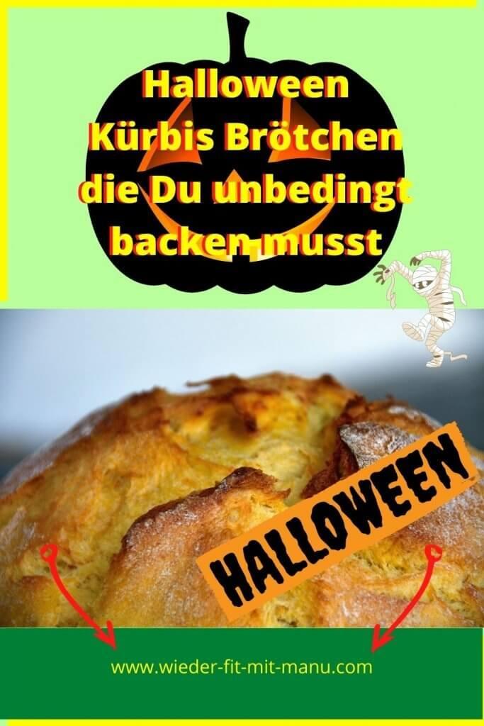 Halloween Kürbis Brötchen kennst Du nicht? Dann habe ich hier das ultimative Rezept zu saftigen Kürbis Brötchen. Happy Halloween!