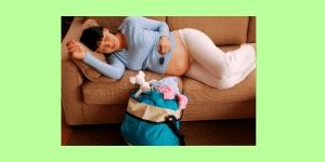 Die Geburt Deines Babys planst du im Geburtshaus und fragst Dich, was Du mitnehmen solltest und wann Du die Tasche packen sollst?